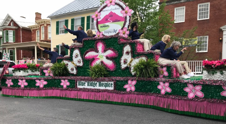 Hospice Float