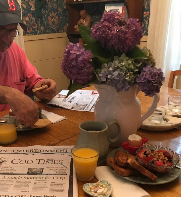 cape cod breakfast