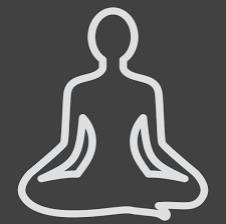 sitting yoga